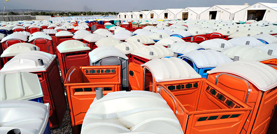 Champion Portable Toilets in South Sioux City,  NE